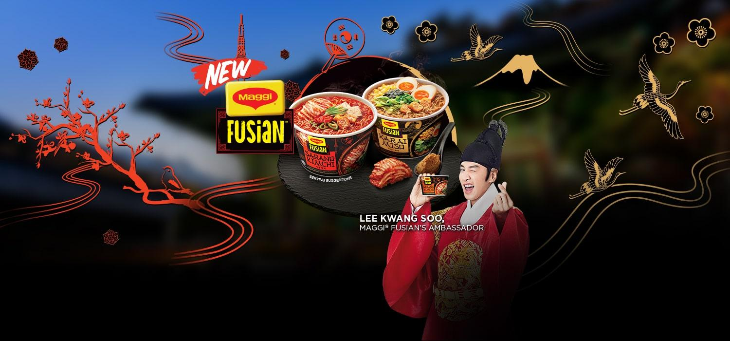 MAGGI Fusian - Banner Output Component_290121