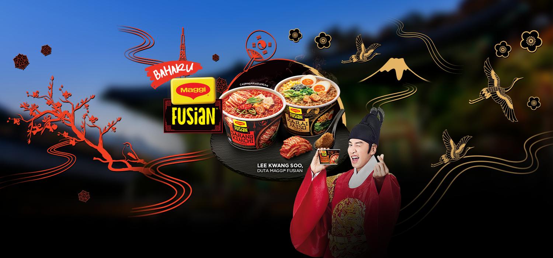 MAGGI® FUSIAN Sarang Kimchi