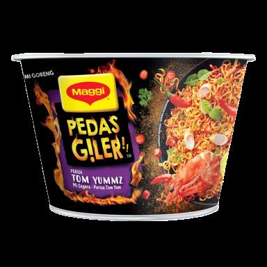 MAGGI® Pedas Giler Tom Yummz Mangkuk
